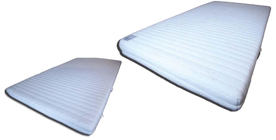 Silverness Latexmattress 9cm/14cm